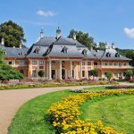 Schloss Pillnitz, Dresden - Ringhotel Landhaus Nicolai -  in der