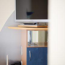 Zimmer –  TV-Ecke
