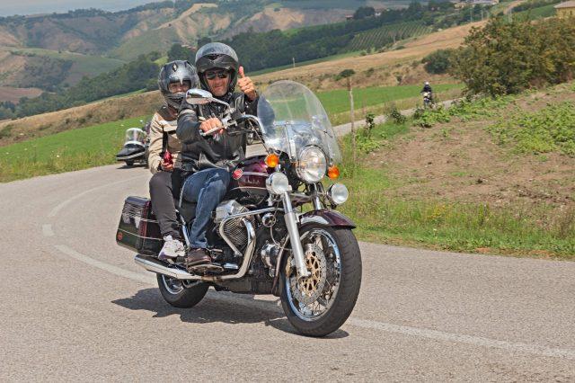 "Biker ""On the Road"""