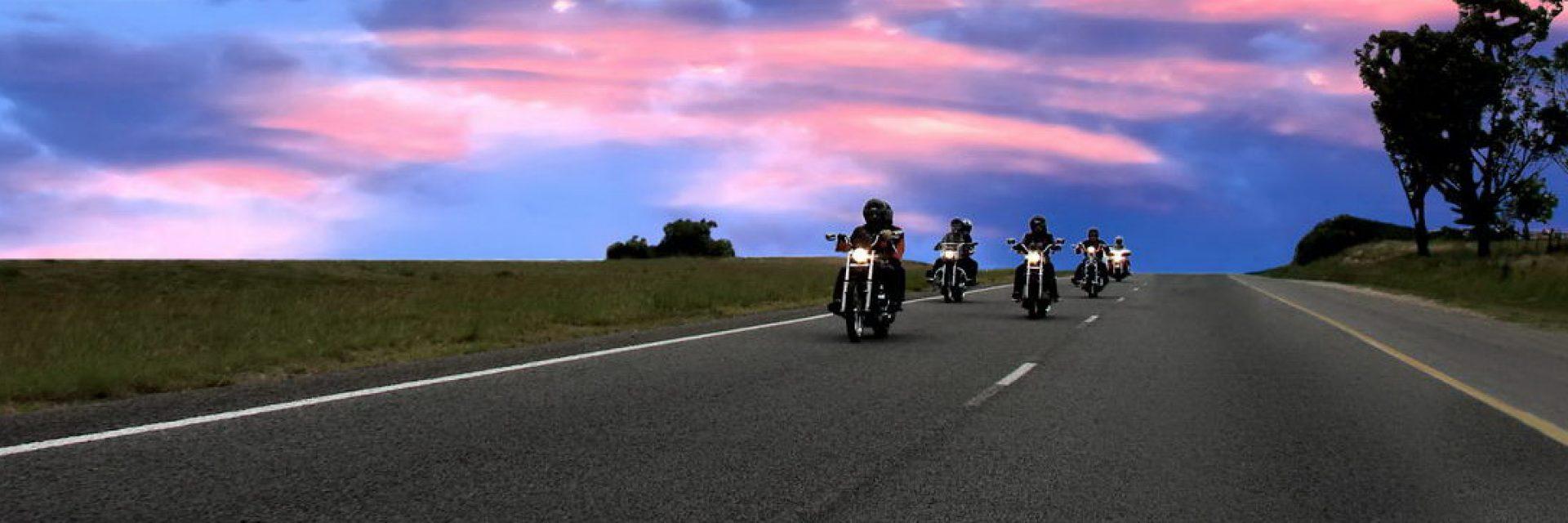 Motorrad Anfahrt Sächsische Schweiz