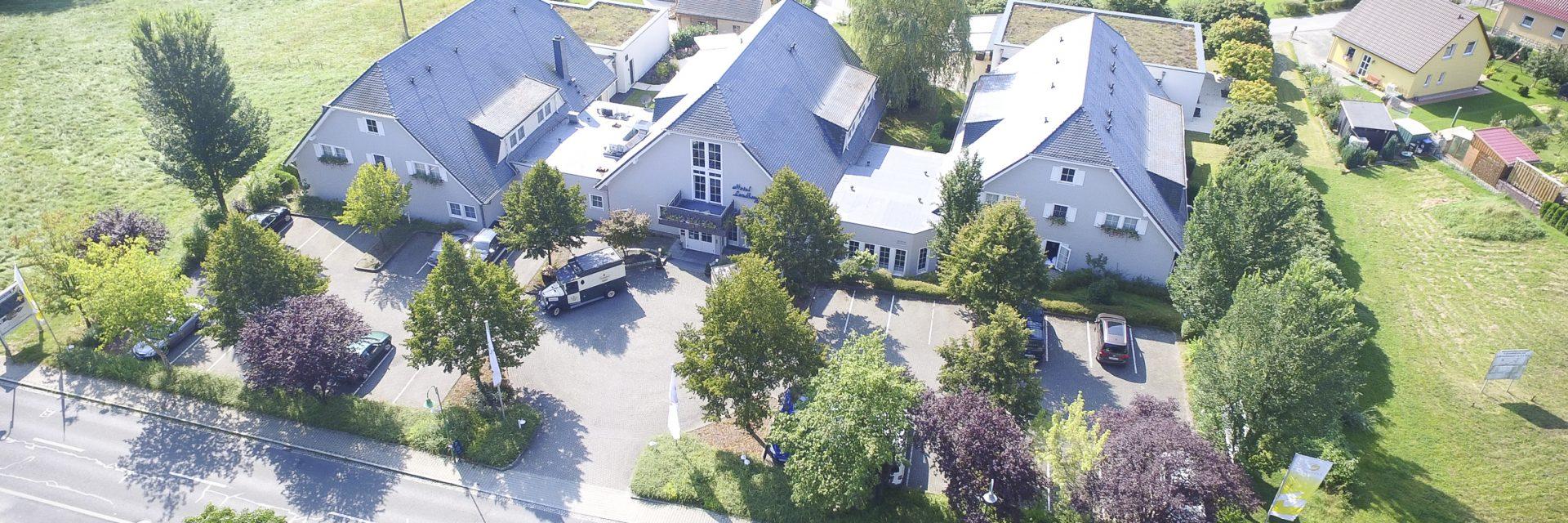 Das Landhaus Nicolai als Location für Ihre Hochzeitsfeier mitten in der Sächsischen Schweiz!