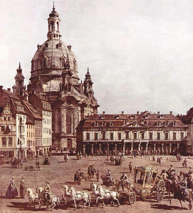Frauenkirche 1749–1751