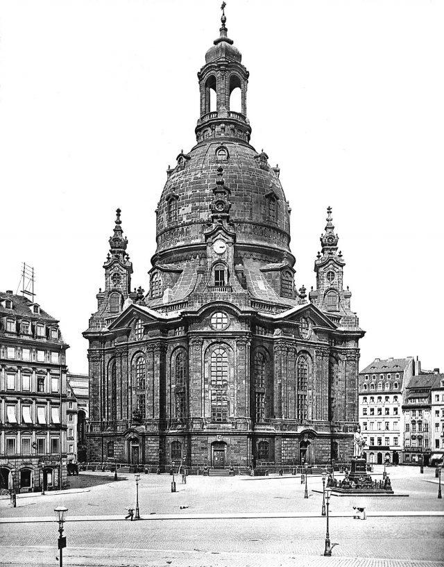 Frauenkirche 1897