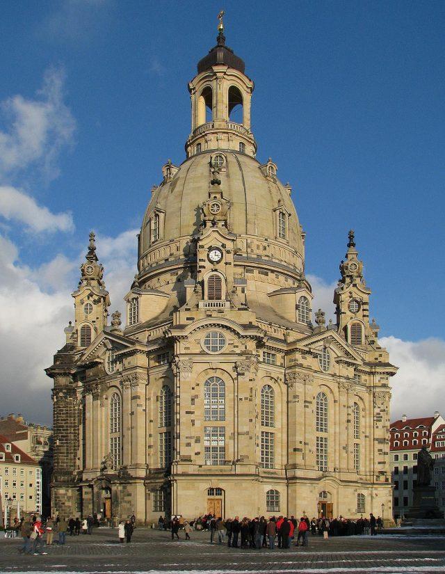Sehenswürdigkeiten – Frauenkirche Dresden